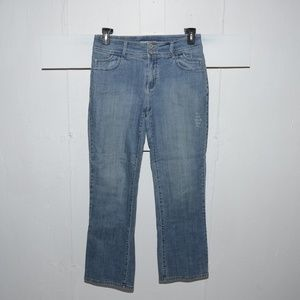 Chico's pendant womens jeans size 1 R 1800